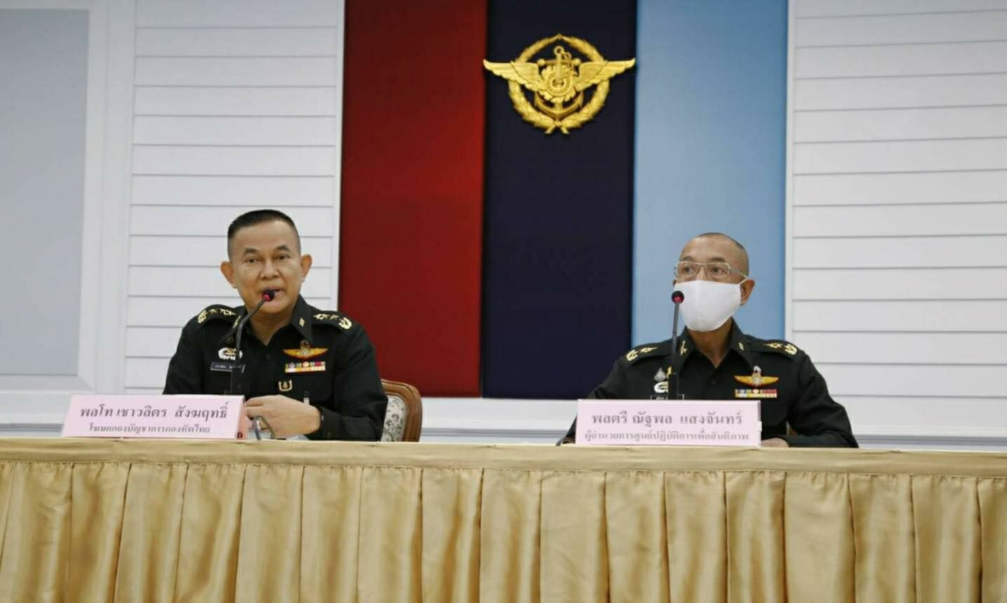 Bangkok Military Court issues arrest warrant for medic accused of injecting troops with fake Covid-19 vaccine | The Thaiger