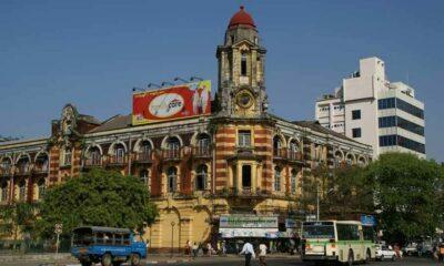 Martial law declared in Yangon in deadliest day since junta power grab   Thaiger