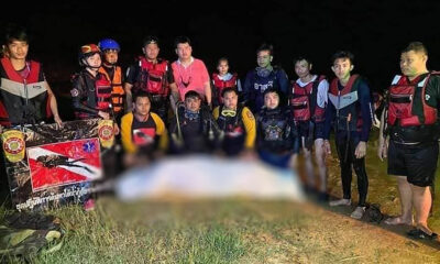 Teen drowns in swamp during Thai boy scout challenge | Thaiger