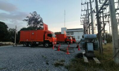 Blackout on Koh Samui, Koh Pha Ngan after navy ship anchor damages underwater cable | Thaiger