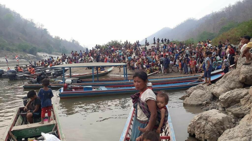 PM says Thailand won't turn away Burmese refugees, but reports say already 2,000 have been refused   Thaiger