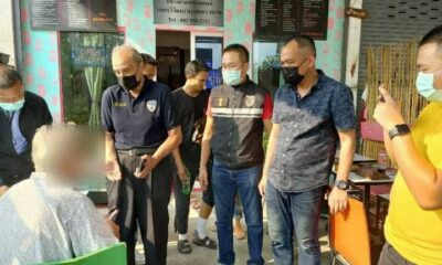 Italian man arrested at Bangkok pizzeria for allegedly sexually abusing a 3 year old | Thaiger