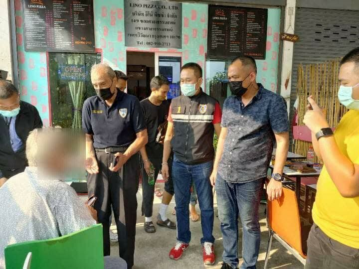 Italian man arrested at Bangkok pizzeria for allegedly sexually abusing a 3 year old   Thaiger