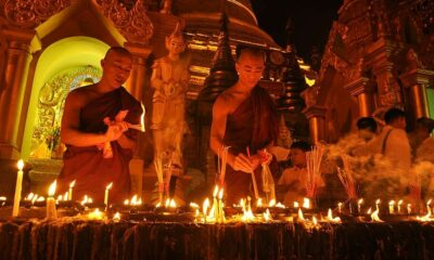 Top Buddhist organisation in Myanmar stops activities to protest military violence | Thaiger