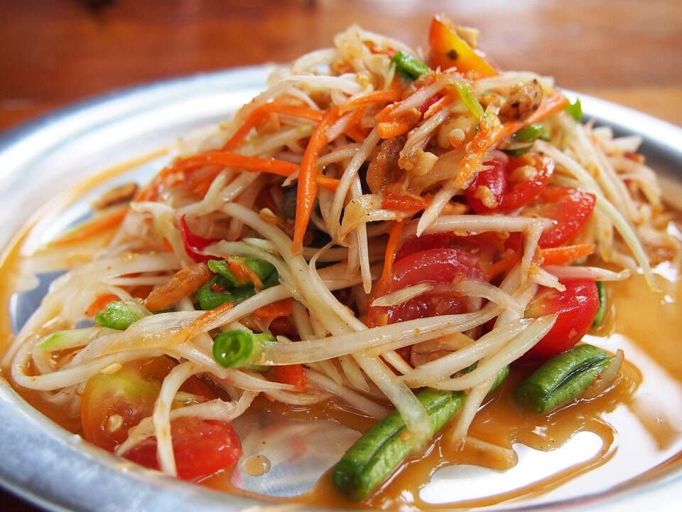 Bring on the heat... here's our list of the spiciest Thai food | News by Thaiger
