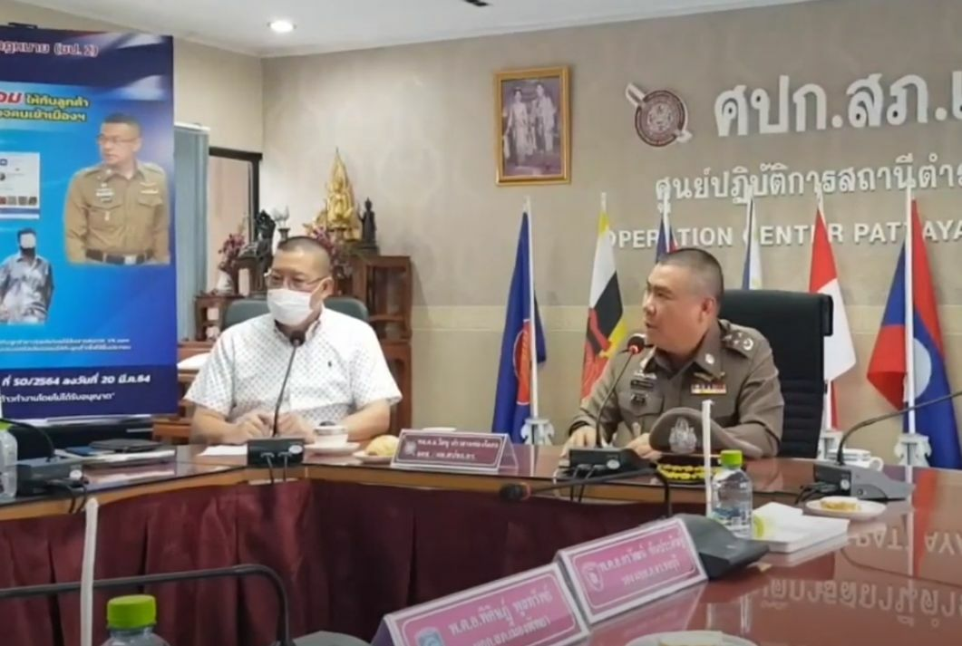 Russians in Pattaya arrested for allegedly selling fake bank statements for retirement visas | Thaiger