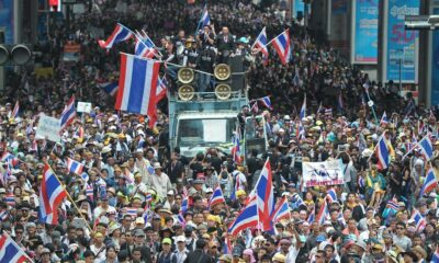 Attendance on the wane for Thai democracy protests | Thaiger