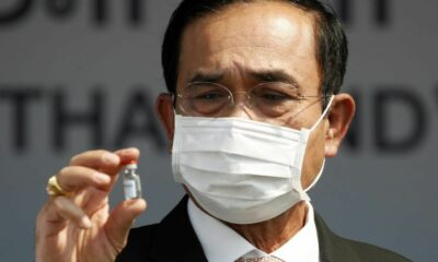 Thai PM says Covid-19 jab is safe, urges people to get vaccinated | The Thaiger