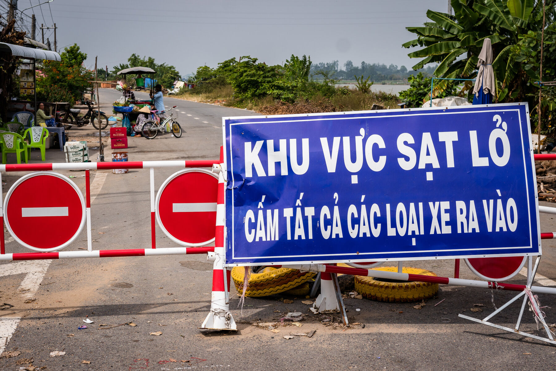 Homes and highways in Vietnam are being lost as Mekong delta washes away | News by Thaiger