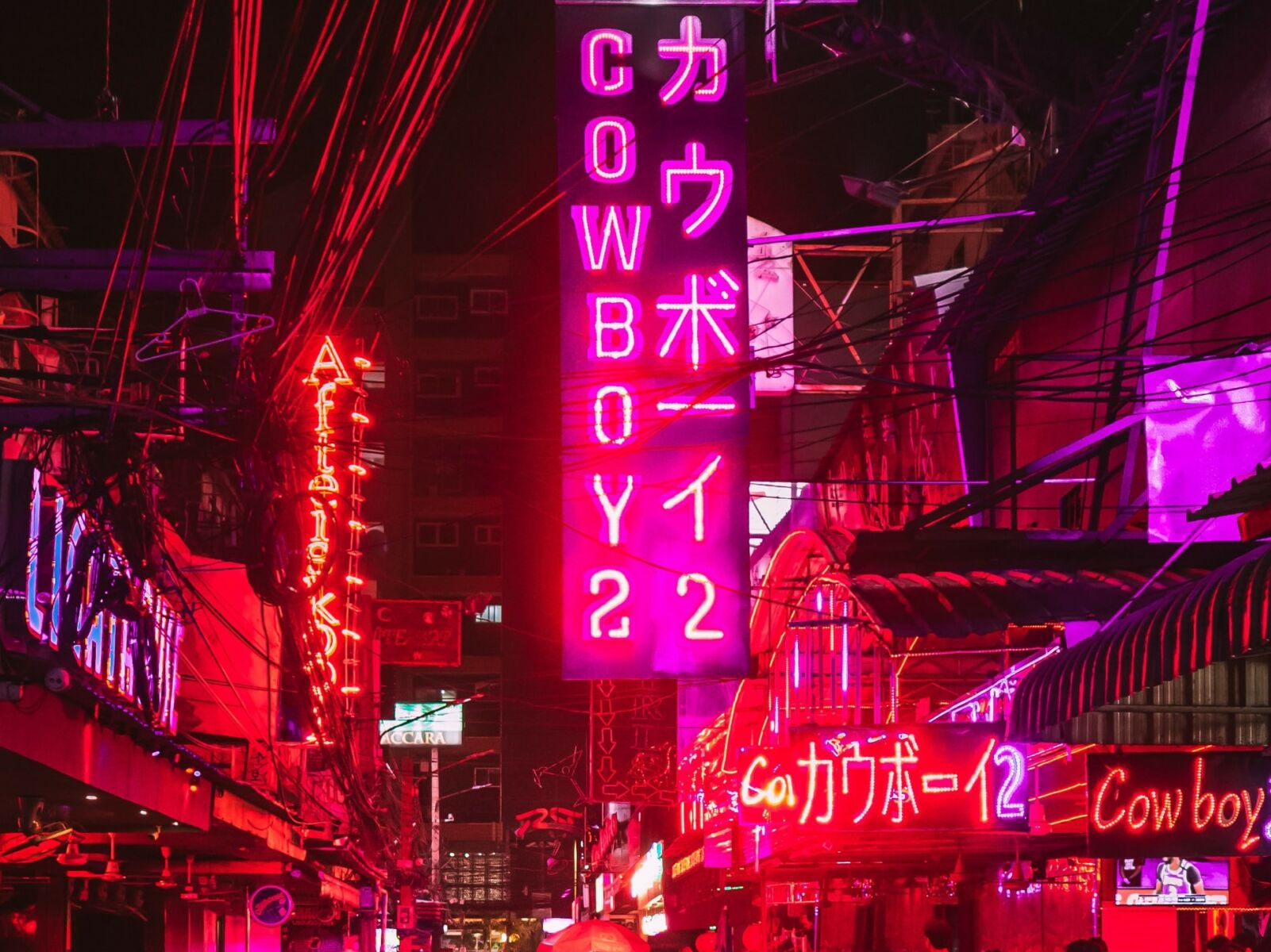 Soi Cowboy bar owner says the business has survived the pandemic, but revenue has fallen by 70% | Thaiger