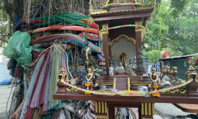 Why Thai locals make homes for the spirits | The Thaiger