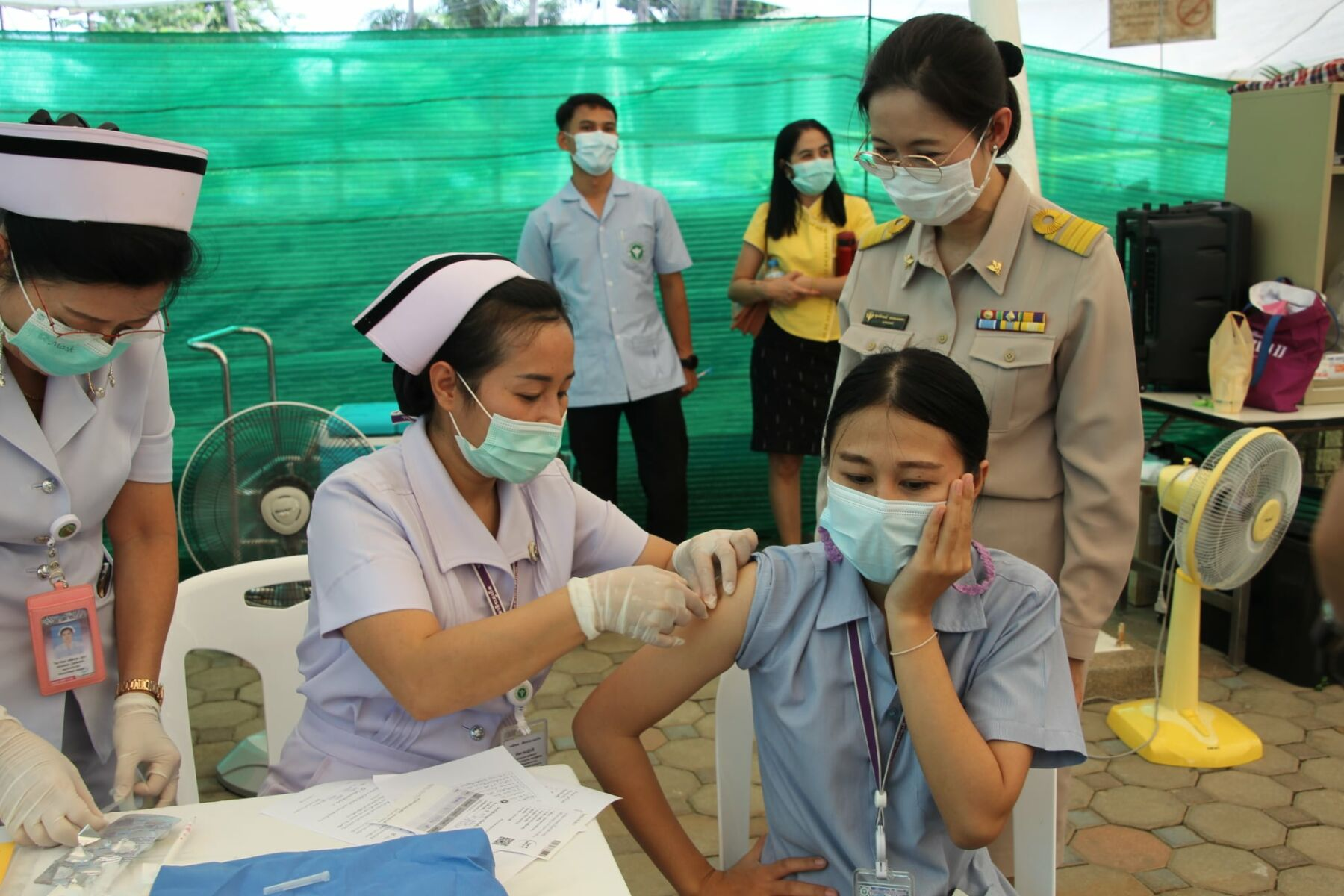Phuket aims for mass Covid-19 immunisation by October | Thaiger