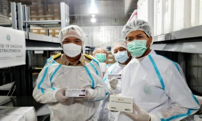 Second batch of China's Sinovac Covid-19 vaccine to arrive in Thailand on March 25 | The Thaiger