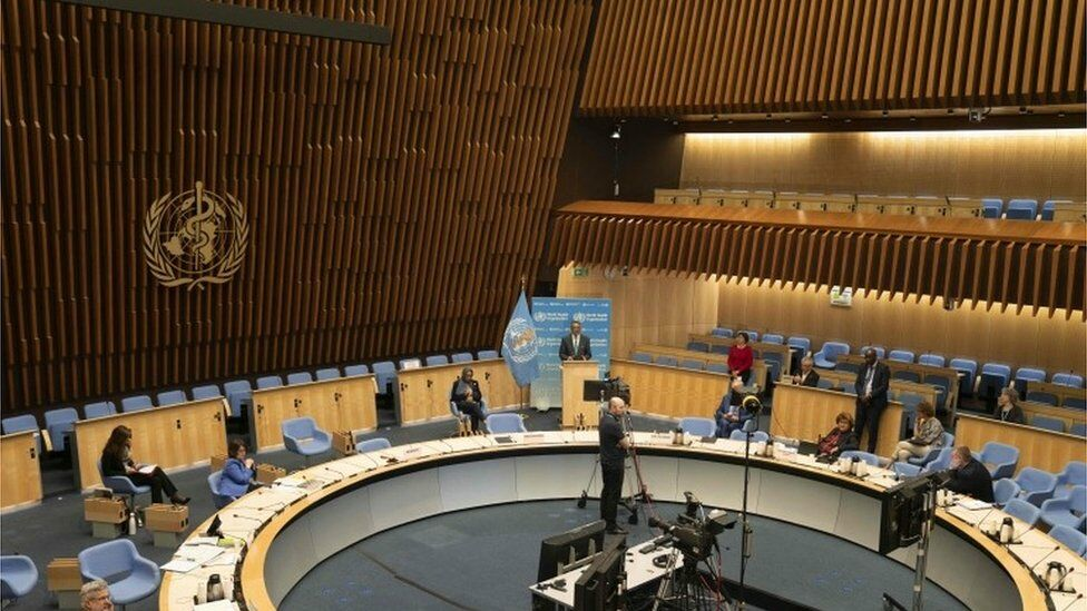 WHO along with 23 nations support international treaty for future pandemics   Thaiger