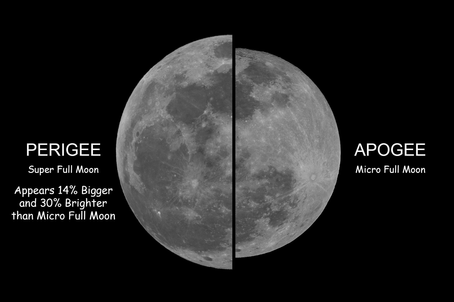 Tuesday's full moon will be a SUPER full moon | News by Thaiger