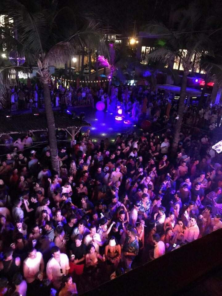 Weekend party event in Phuket reports positive Covid attendee   News by Thaiger