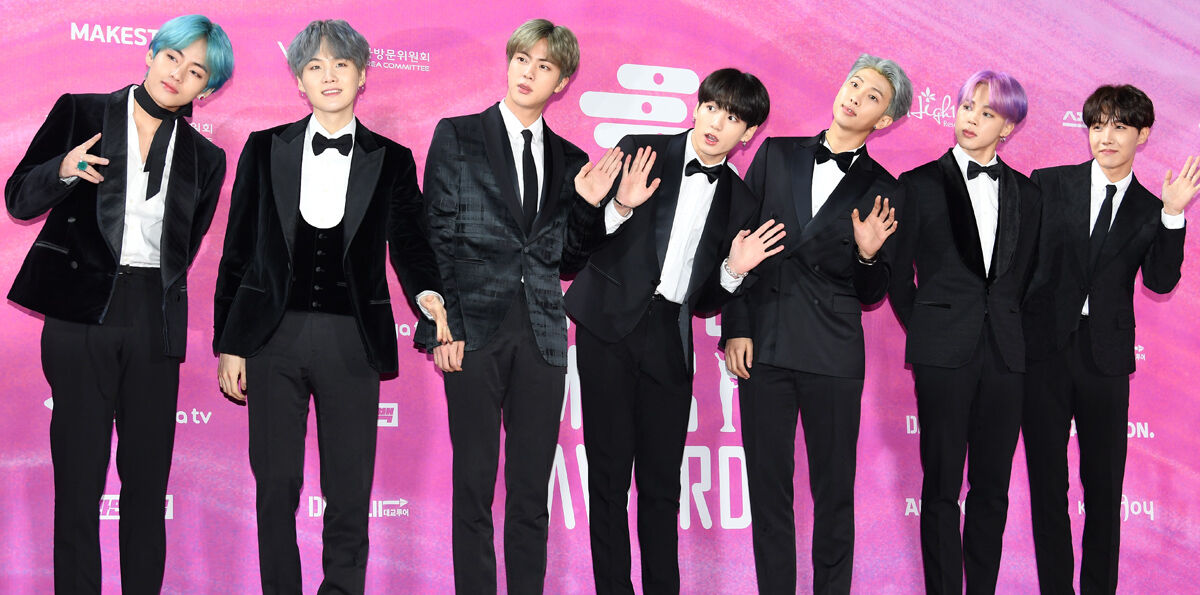 K-Pop's BTS launching pop-up in Bangkok May 1 | Thaiger
