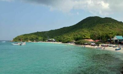 Officials confirm Koh Larn will remain open to domestic visitors for now | Thaiger