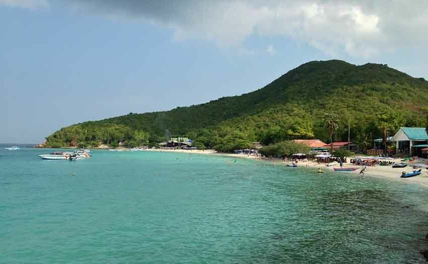 Officials confirm Koh Larn will remain open to domestic visitors for now   Thaiger