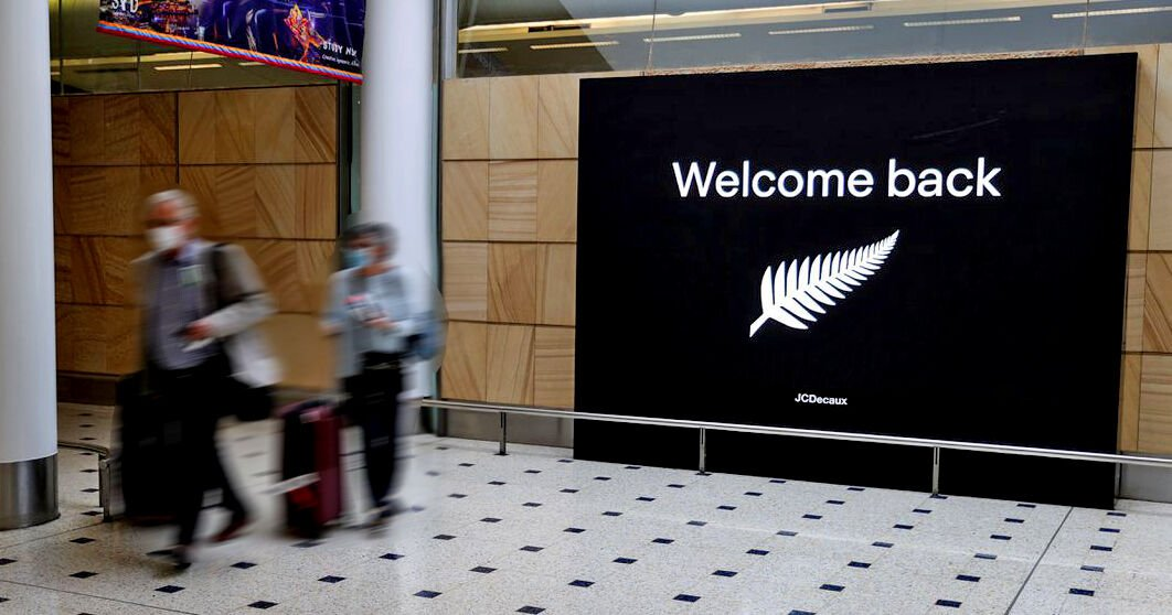 Australia and New Zealand welcome the first passengers in the southern travel bubble | Thaiger