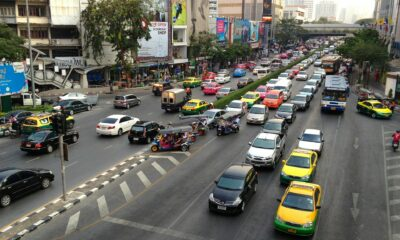 1st day of Songkran road safety campaign – 356 injuries, 25 deaths | Thaiger