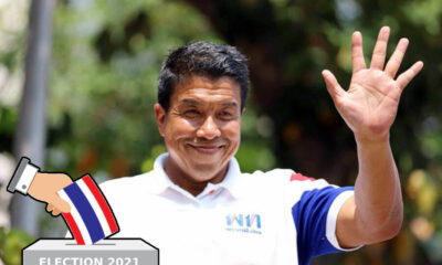 Independent candidates polling well in Bangkok governor race | Thaiger