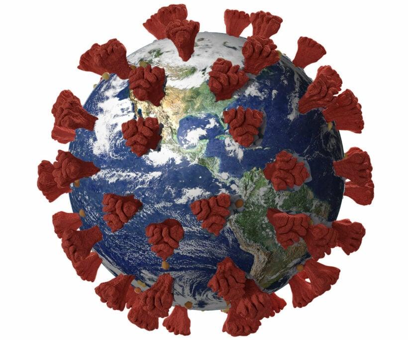 Grim milestone: 3 million Covid-19 deaths worldwide   Thaiger