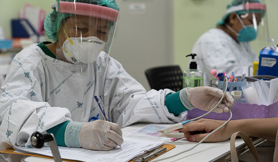 10 field hospitals being set up as Bangkok hospitals expected to run out of beds   Thaiger