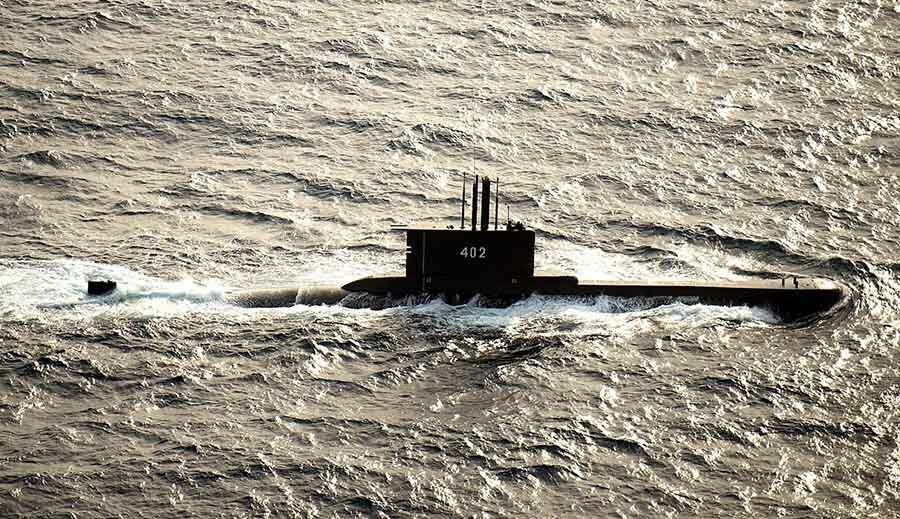 Search continues for missing Indonesian submarine with 53 crew on board | Thaiger