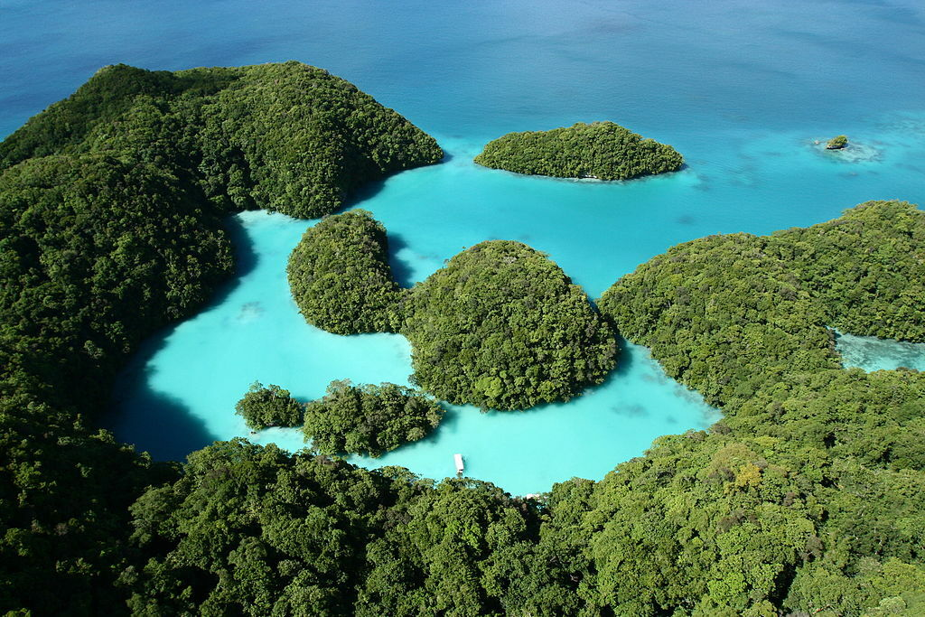 Taiwan and Palau launch the first travel bubble in Asia | Thaiger