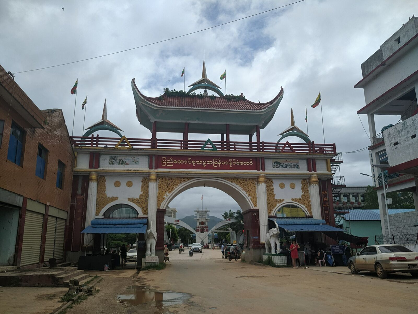 Covid cluster on China-Myanmar border locked down | Thaiger