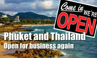 Phuket's pilot program to reopen Thailand – Interview Bill Barnett | VIDEO | Thaiger
