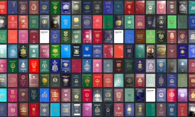 Most travel-friendly passport list 2021 revealed | Thaiger