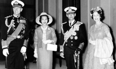 Thailand's King and PM send condolences to Queen Elizabeth   PHOTOS   Thaiger