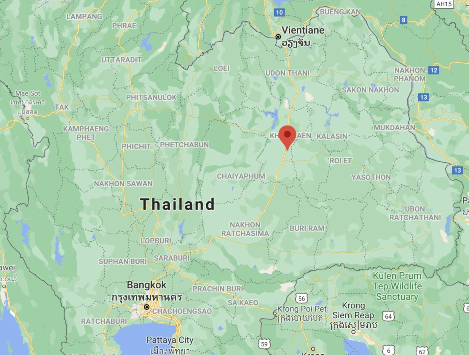 5 killed, including 2 children, in north east Thailand bus disaster | Thaiger