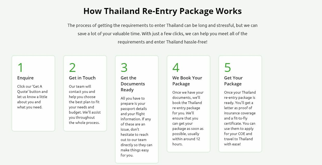The Thaiger joins forces with Masii to bring you hassle-free Thailand re-entry packages and much more | News by Thaiger