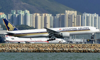 Hong Kong slaps Singapore Airlines with 2 week ban over Covid infractions | Thaiger