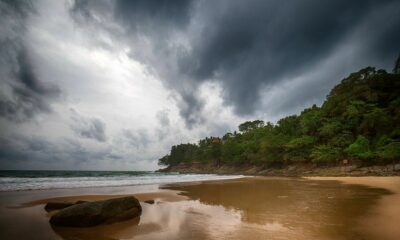 Heavy storms to hit many parts of Thailand between today and Tuesday | Thaiger