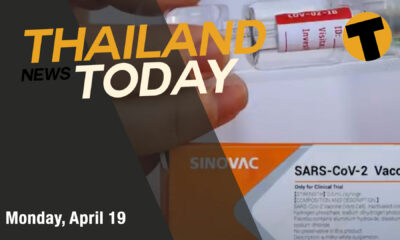 THAILAND NEWS TODAY | Slight drop in new cases, Pattaya Pit Bull aftermath, Australia and NZ travel bubble | April 19 | Thaiger