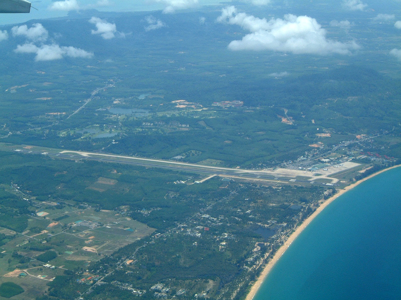 Phuket International Airport getting ready for reopening | Thaiger