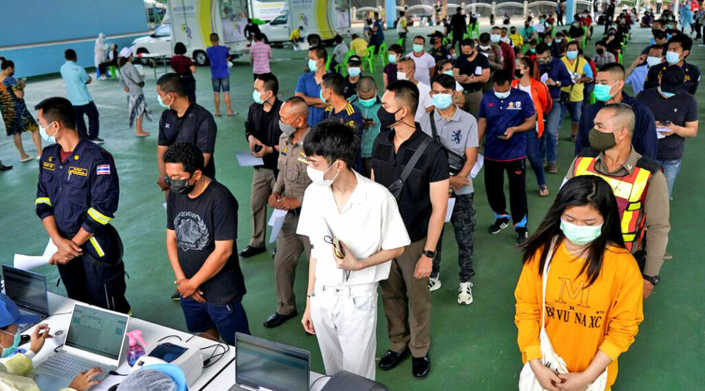 Covid UPDATE: 1,767 new infections for Sunday, Bangkok and Chon Buri lead the way | Thaiger
