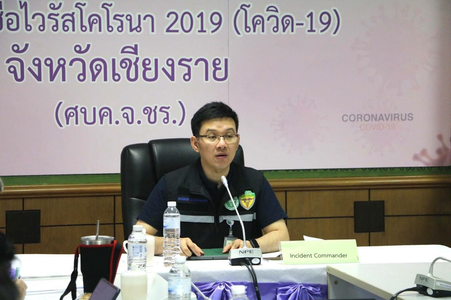Chiang Rai sees 2 new infections linked to Bangkok, Chiang Mai entertainment venues | Thaiger