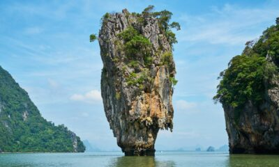 """""""James Bond Island"""" to be assessed for stability after the collapse of similar rock formations 