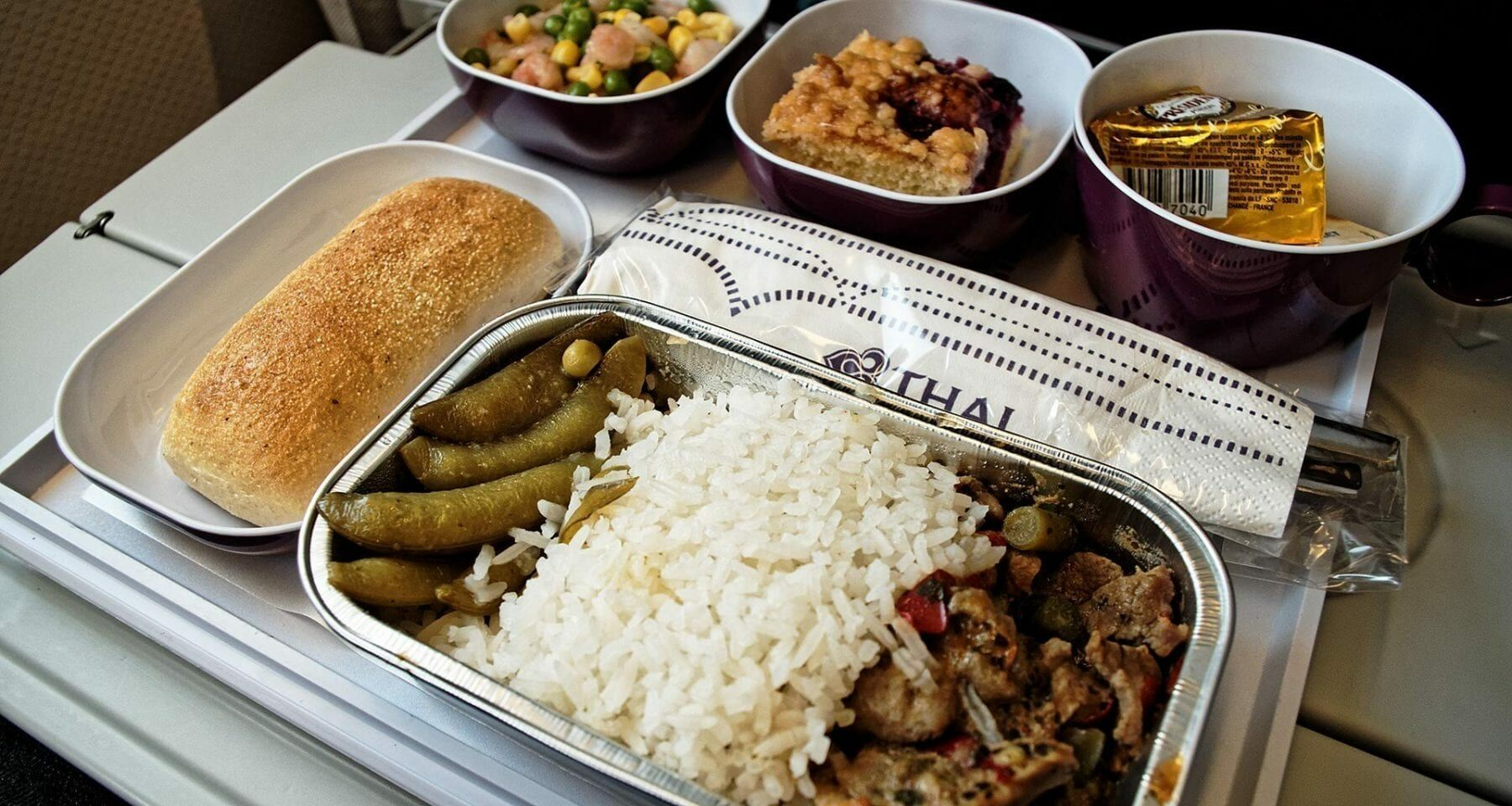 Thai Airways food landing in 7-Eleven next month | Thaiger