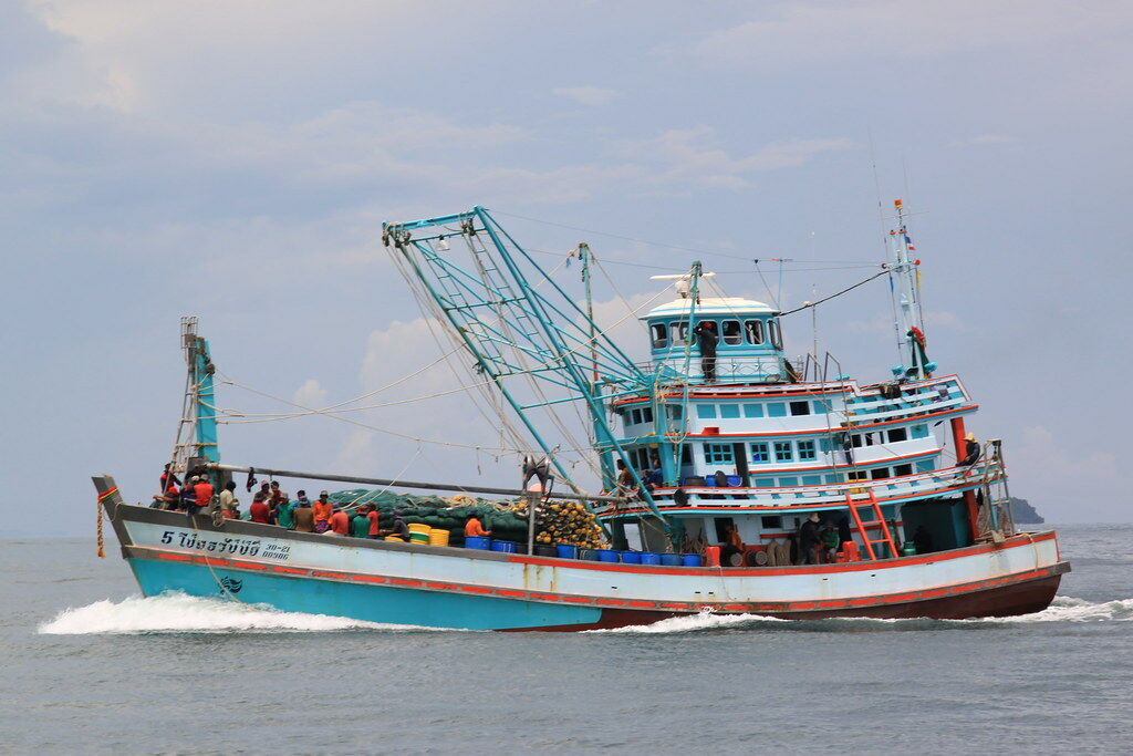 Thai fishing industry officials protest controversial 'Seaspiracy' documentary | Thaiger