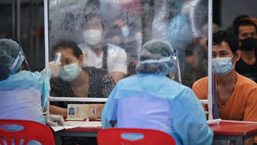 Thailand News Today | New record infection report, CCSA announces new restrictions | April 16 | Thaiger