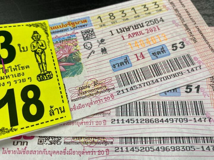 Young Chon Buri couple in debt win 12 million baht in Thai lottery | Thaiger