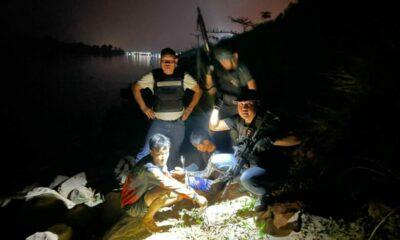 Police arrest 2 Lao men, seize 550 kilograms of methamphetamine at Mekong River bank   Thaiger