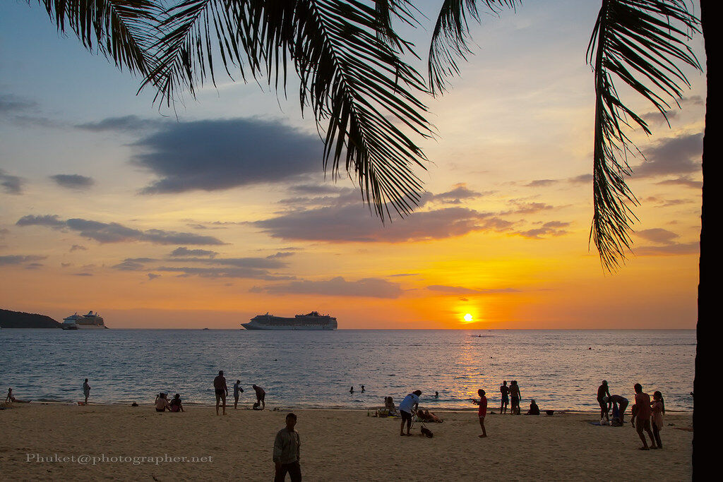 """TAT says Phuket beaches have been """"revitalised"""" during the pandemic 