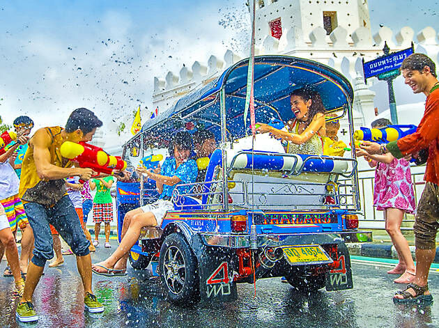 Songkran: Economy booster or Covid-19 spreader? | Thaiger